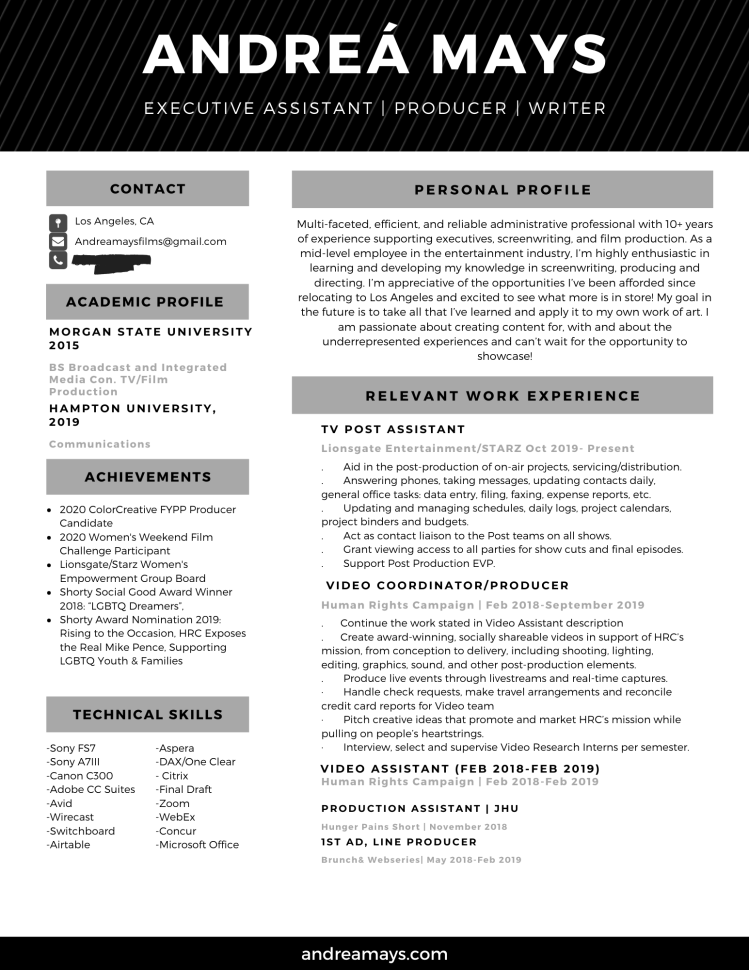 AMAYS_RESUME_2020